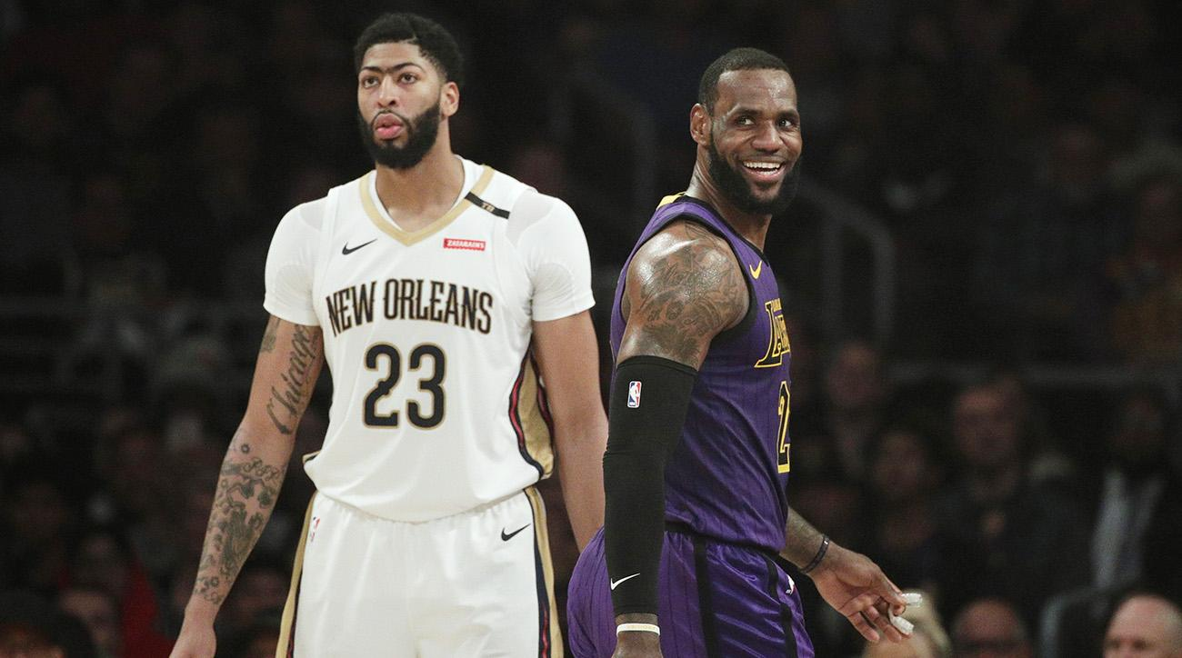 9d3c3ead7 Can the Lakers Afford to Be Patient in the Anthony Davis Sweepstakes