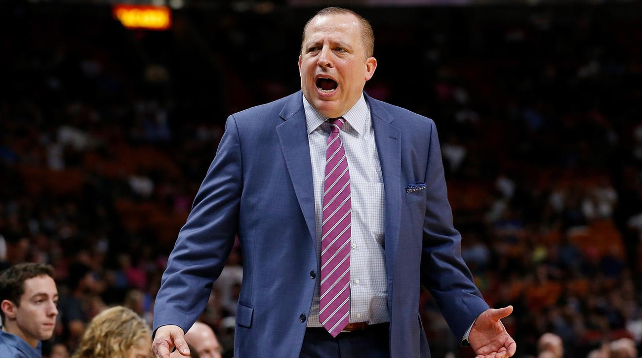 a8bdc58babb0 Tom Thibodeau fired  Wolves have bigger problems