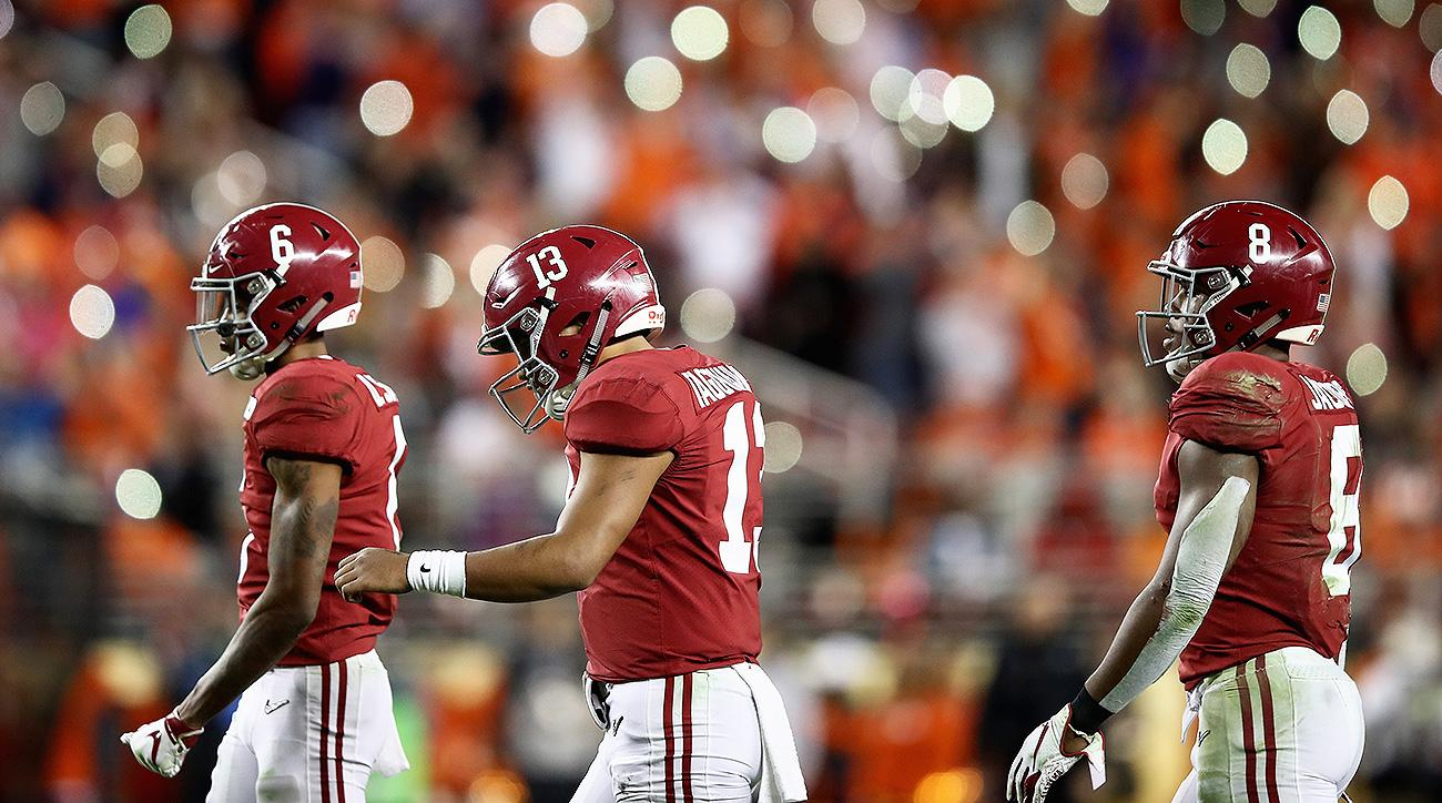 Clemson Title Game Rout Of Alabama Good For College Football Si Com