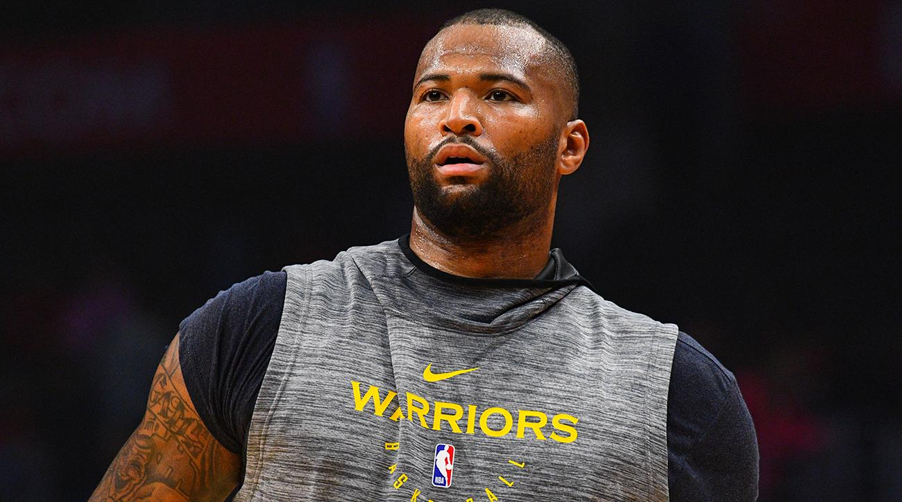 8fa91db9 DeMarcus Cousins and his impact on the Warriors | SI.com