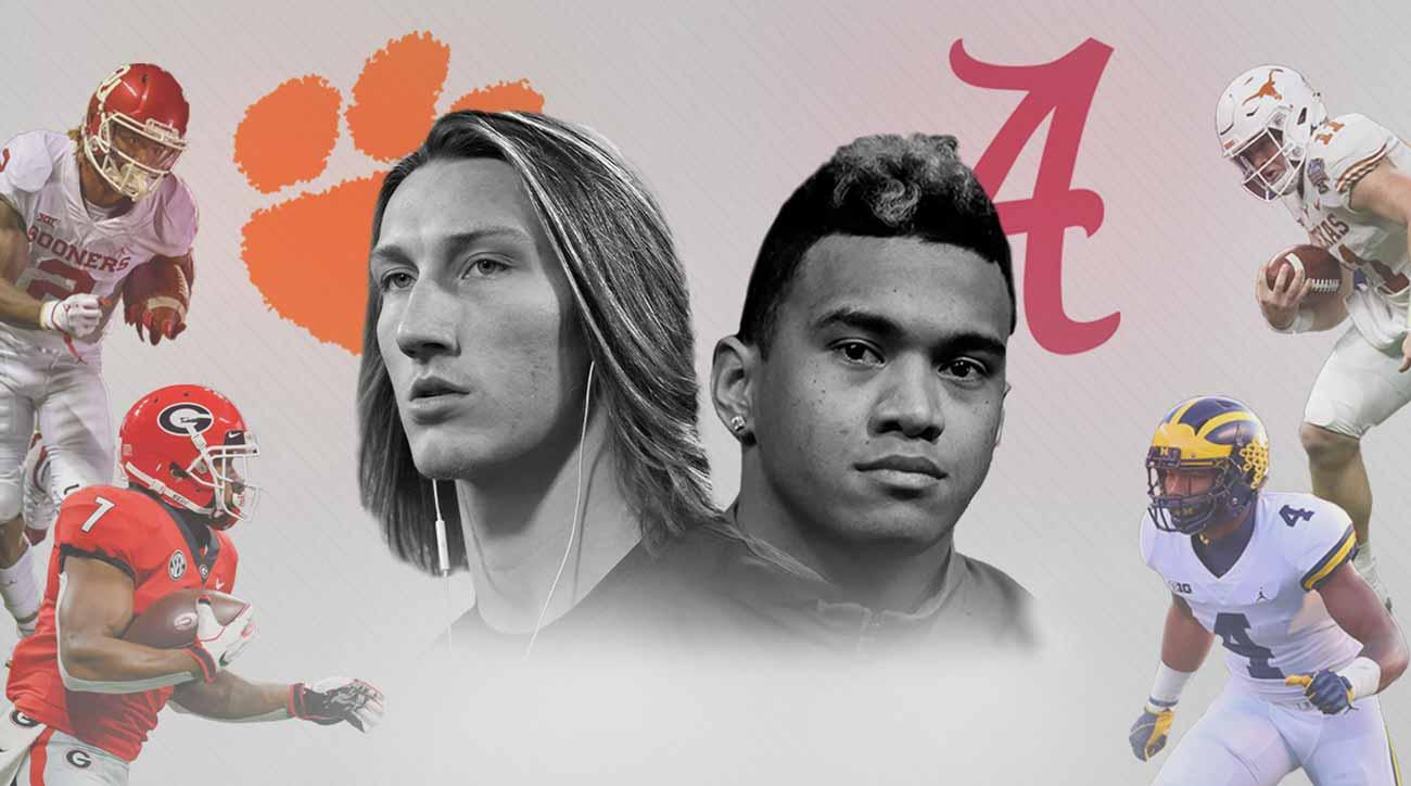 College football way-too-early 2019 Top 25: Clemson, Alabama, Georgia