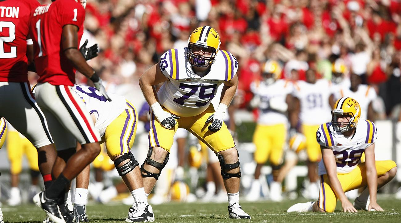 Former LSU Offensive Lineman Matt Branch Loses Leg After Dog Shoots Him