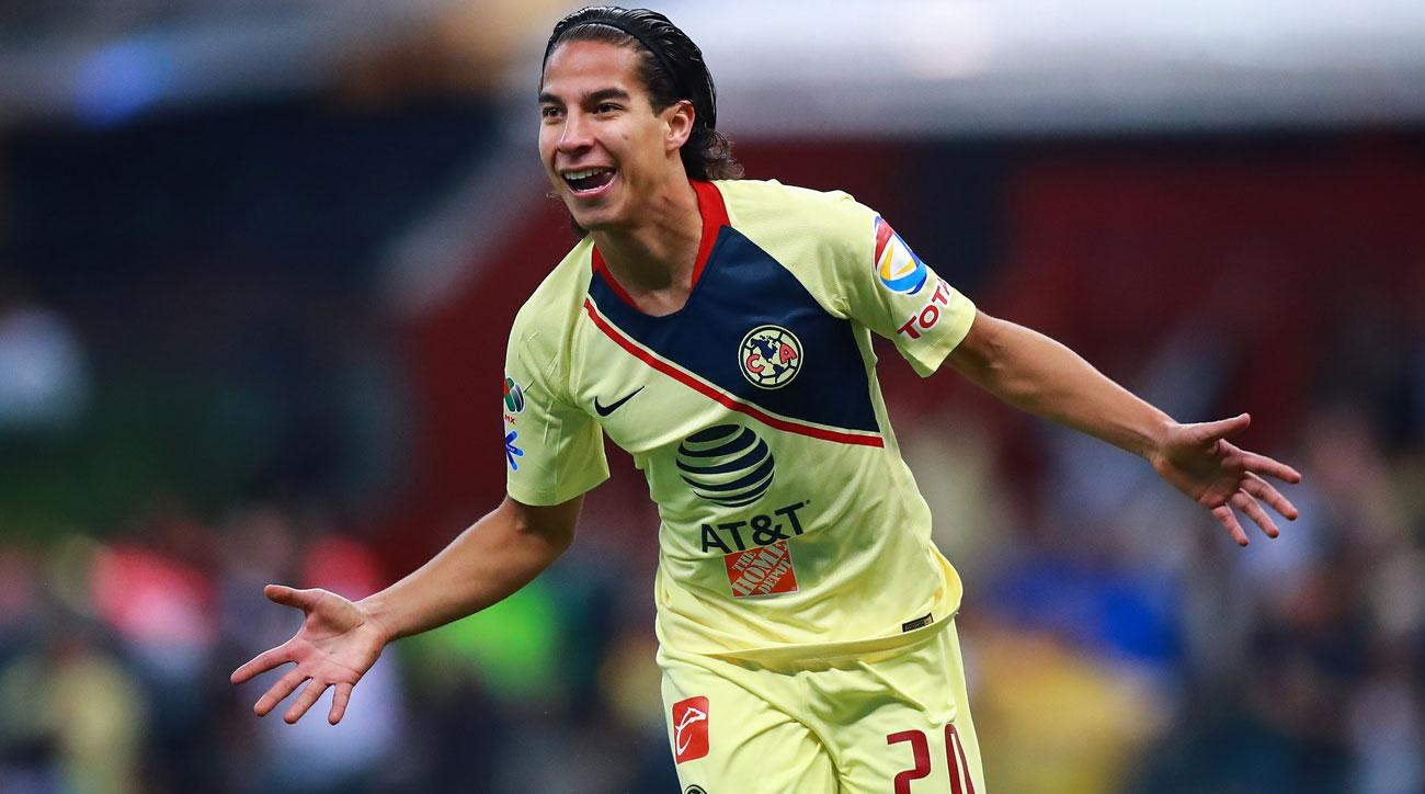 finest selection b7f4a 73499 Diego Lainez: Real Betis signs Mexican star from Club ...