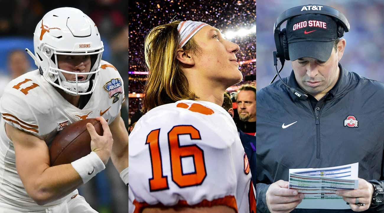 College football offseason storylines: Trevor Lawrence, Ryan Day, Texas