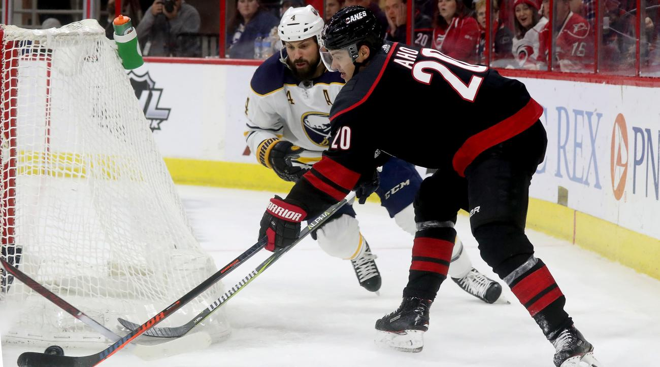 f6c58180b Sebastian Aho scores two goals to lead Hurricanes over Sabres