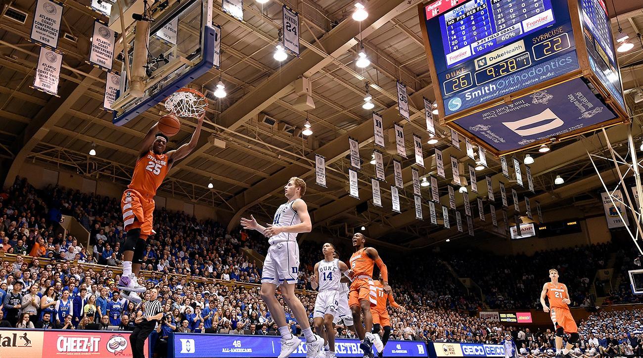Tre Jones Injury Zion Williamson And Duke S Season Depends On Pg
