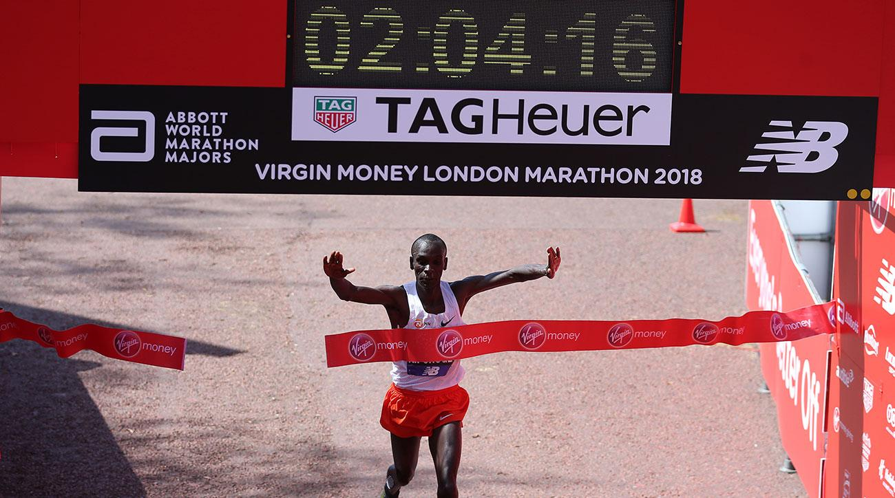 eliud kipchoge london marathon 2019