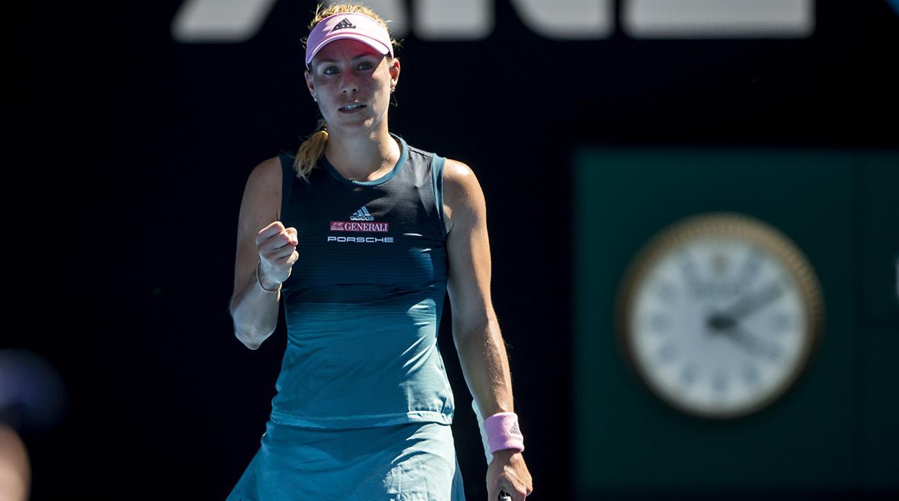 TENNIS: JAN 14 Australian Open