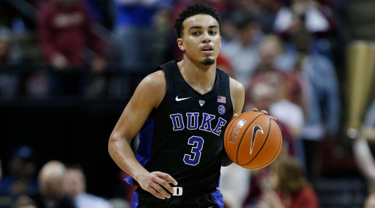 Tre Jones Separated Ac Joint Duke G Ruled Out Indefinitely Si Com