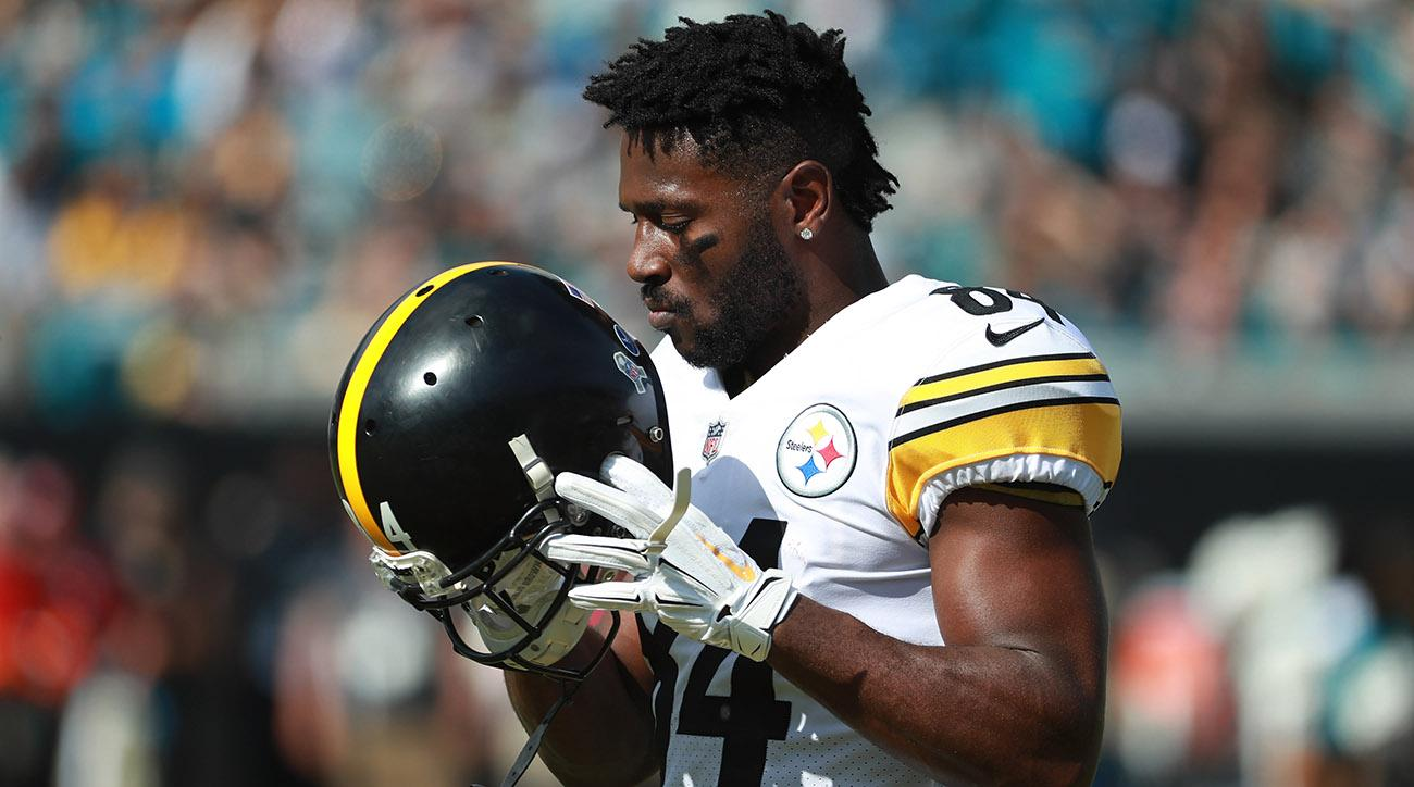 The Antonio Brown-Steelers Feud Barrels Toward a Conclusion