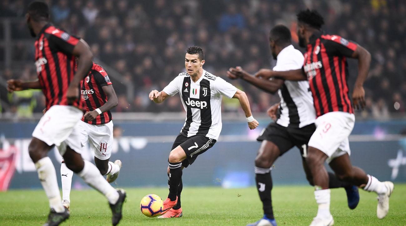 Juventus Vs Ac Milan 2019 Switzerland Hotel Ideas