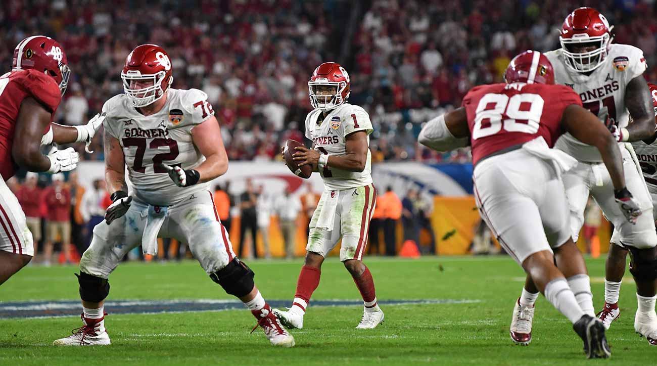 Kyler Murray height: NFL draft analysis of Oklahoma QB | College football mailbag