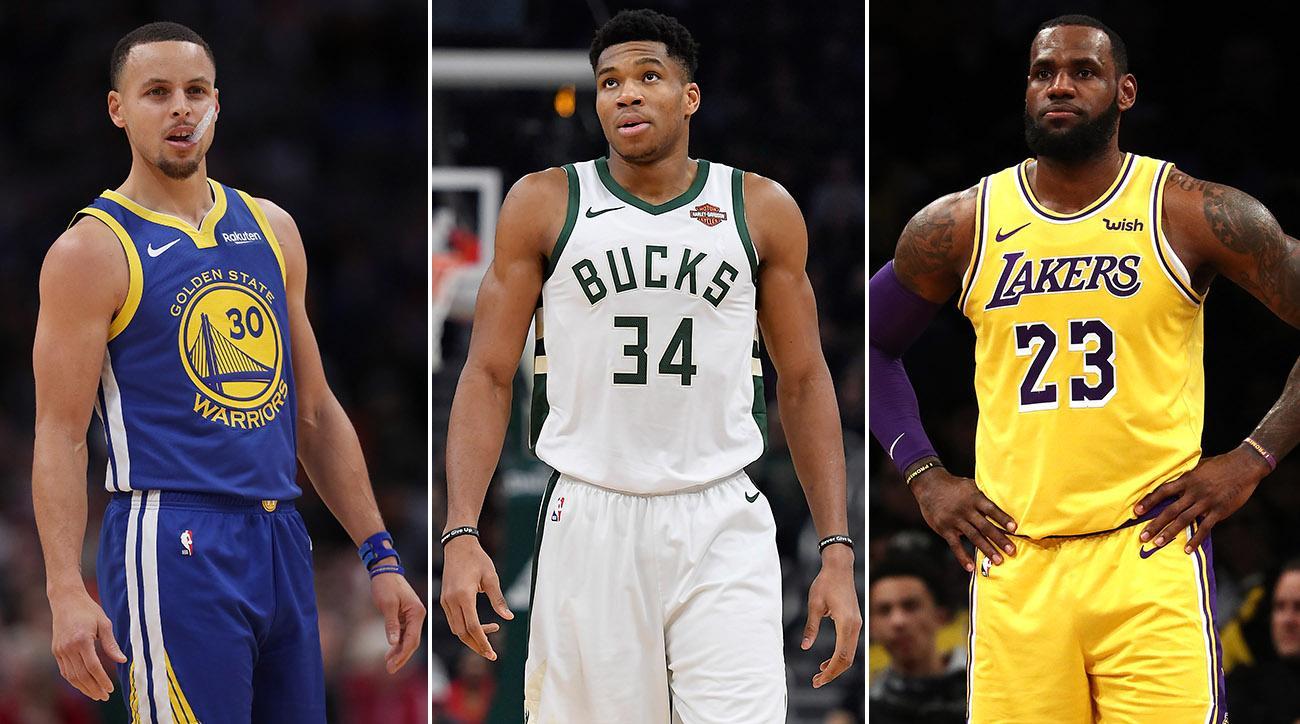 7fb2aae6519 2019 NBA All-Star Starters  LeBron