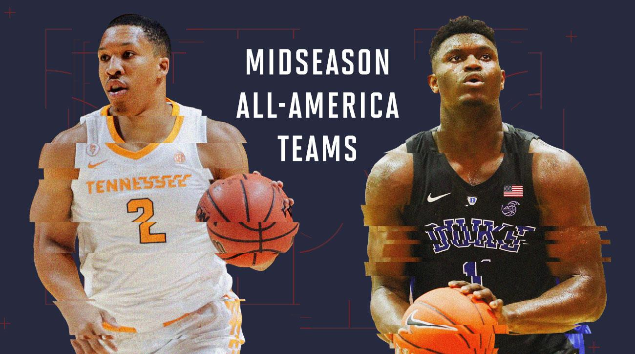 Midseason All America