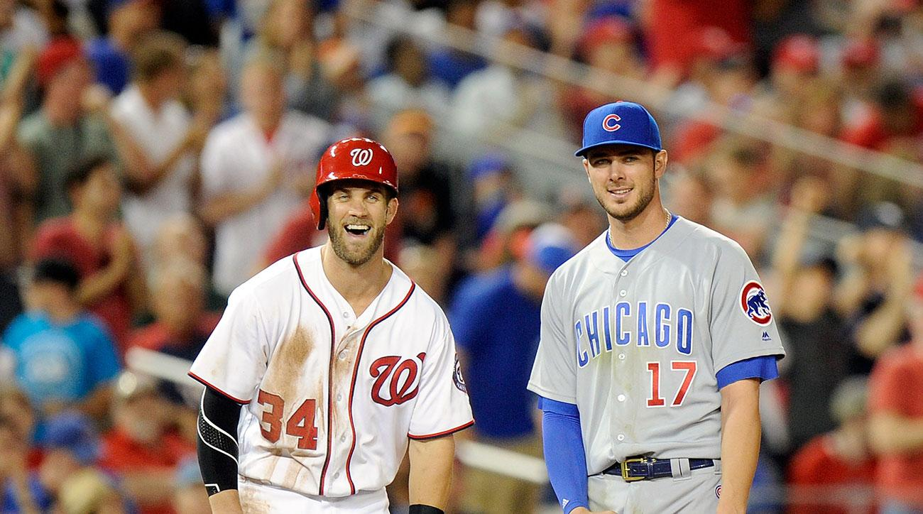 Kris Bryant Says Bryce Harper Isn't Signing with the Cubs