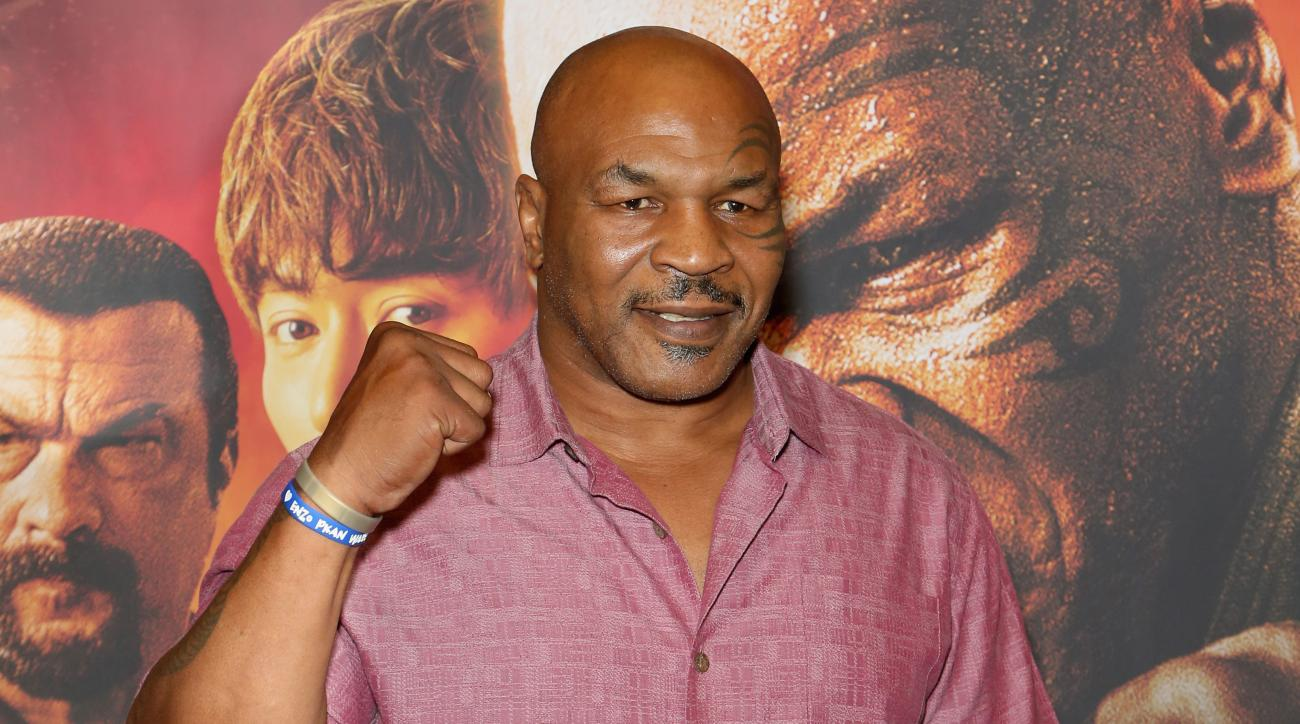 Mike Tyson Explains How a Phone Call in Prison Resulted in Him Buying Tigers
