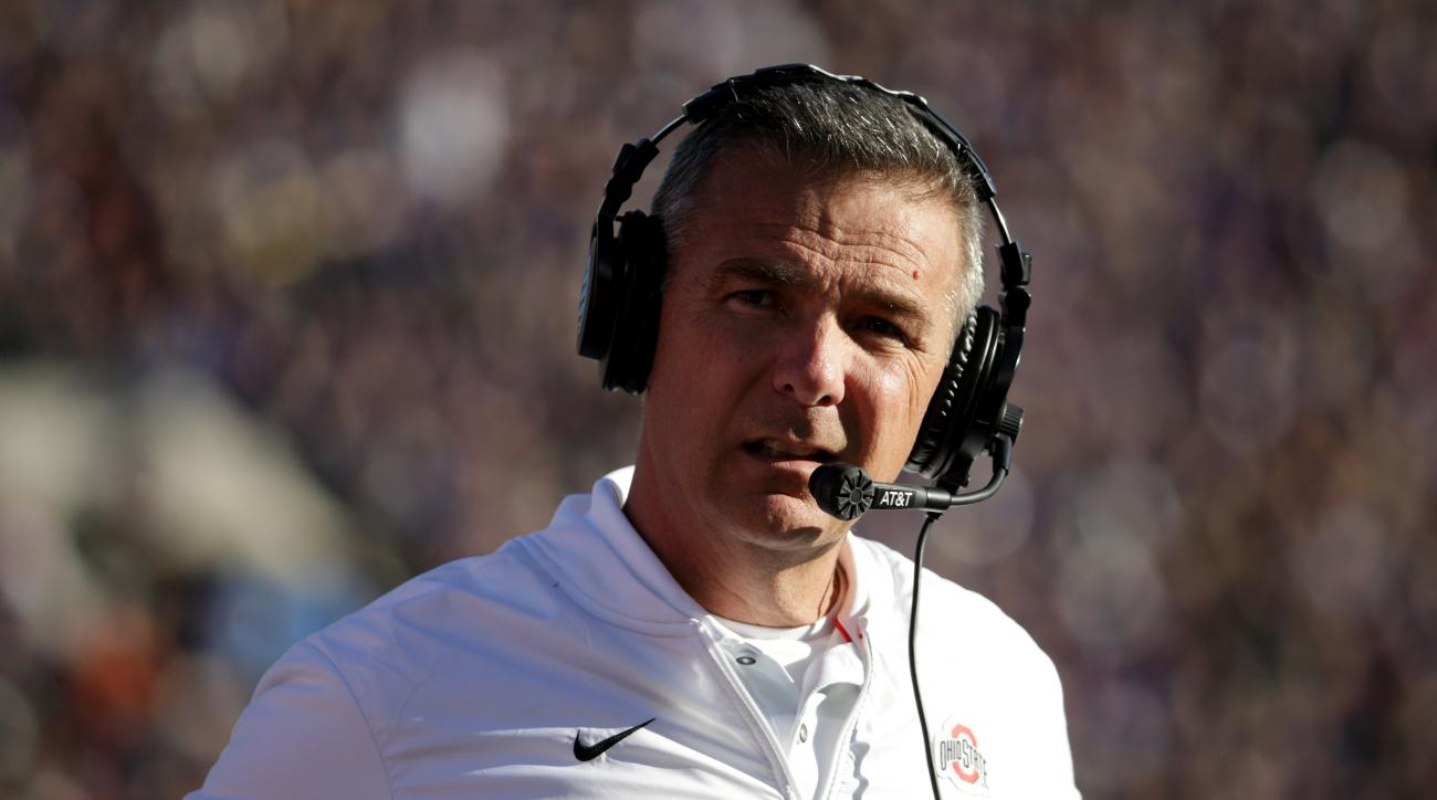 Report: Urban Meyer Will Only Make $100,000 as Ohio State's Assistant Athletic Director