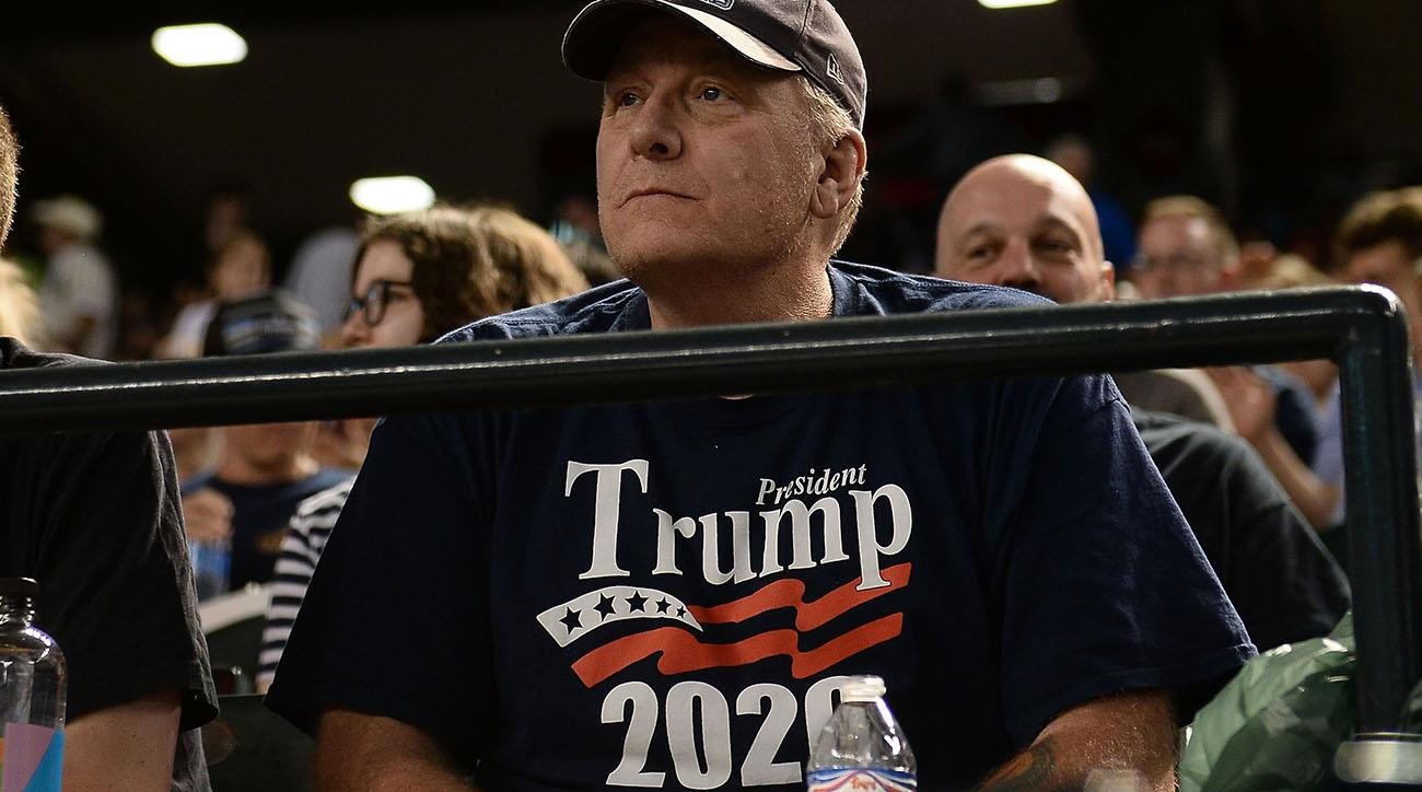 Donald Trump wants Curt Schilling in the Baseball Hall of Fame