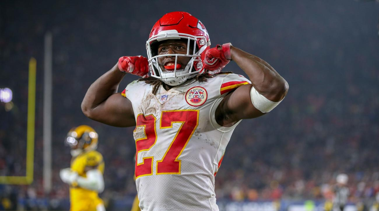 Kareem Hunt investigation  NFL to finish by start of free agency ... f8be7be6c