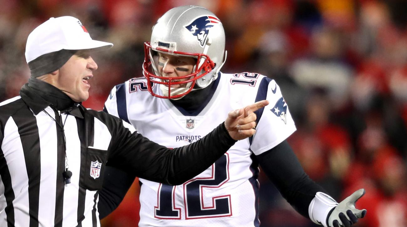 Nfl Officiating Controversies Most Controversial Calls Of 2019