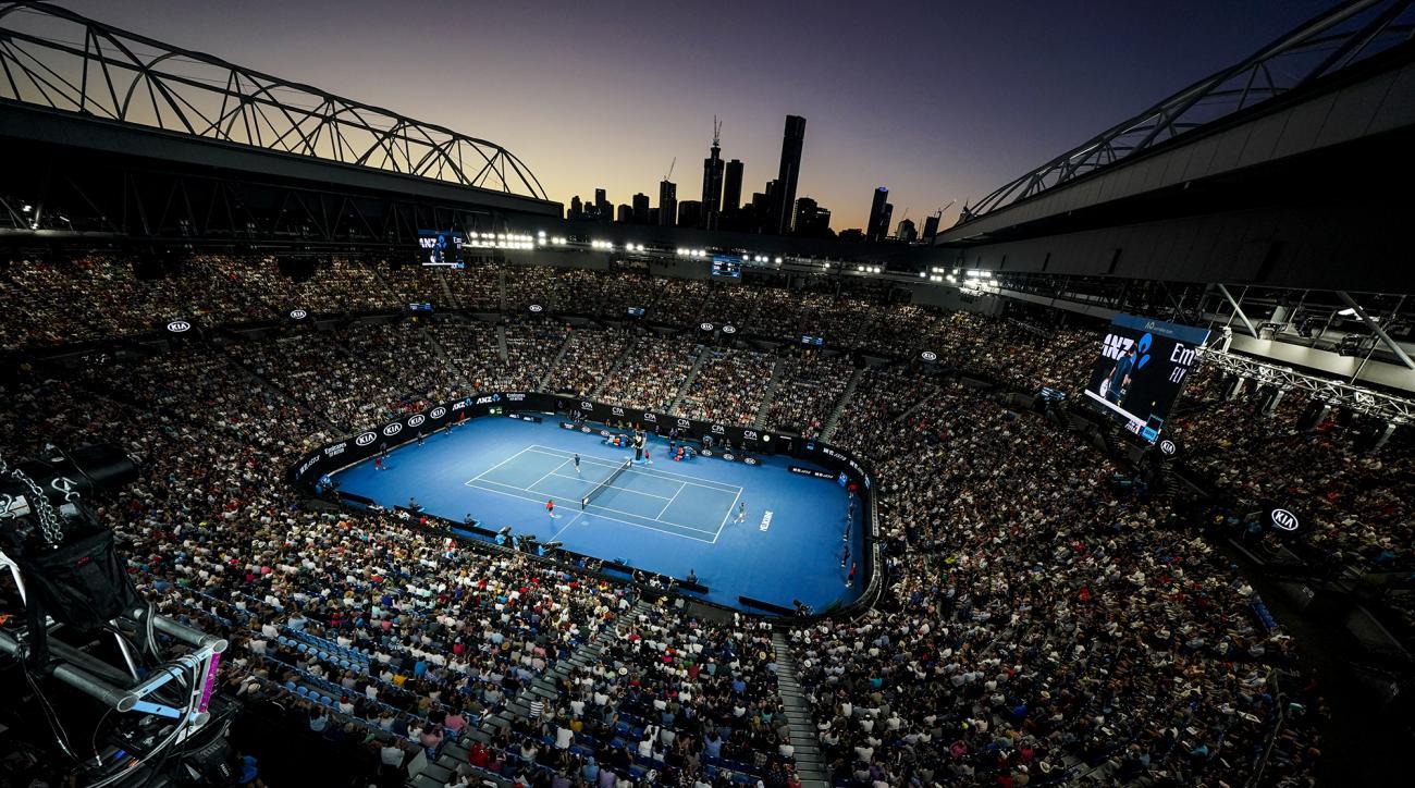Australian Open 2019 Draw Quarterfinal Matchups Set Si Com