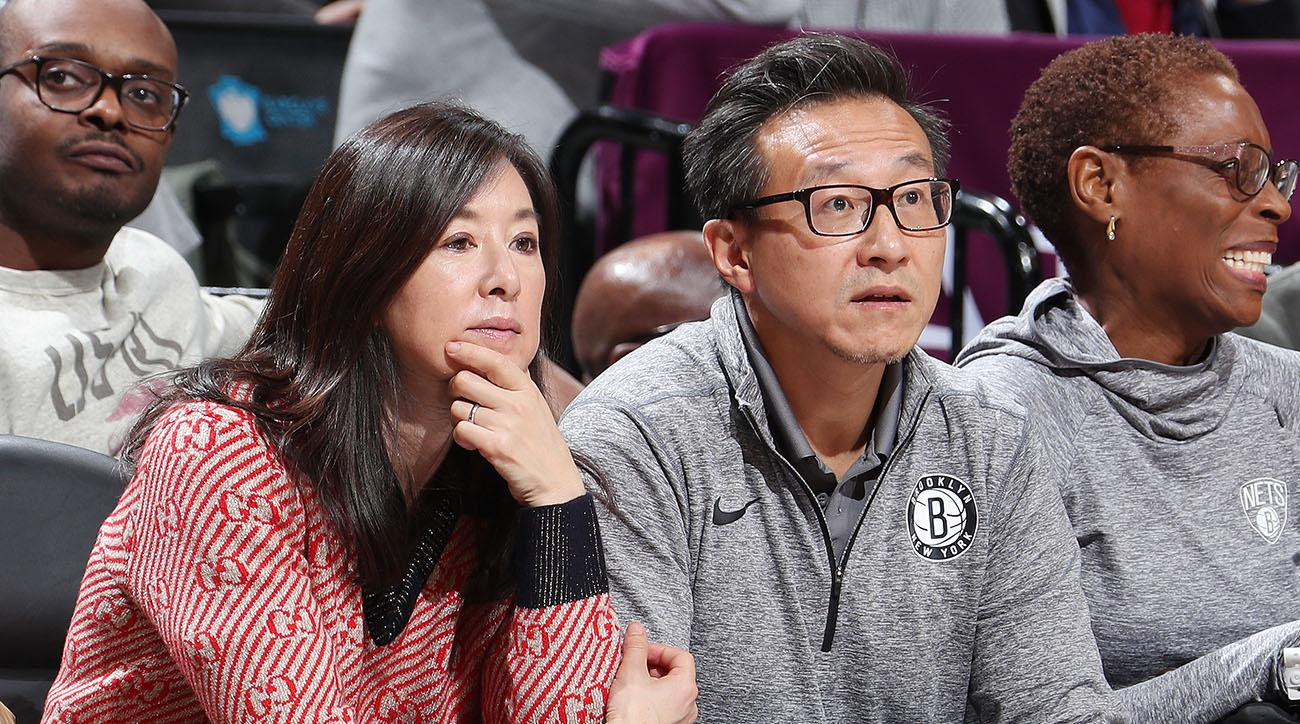 Nets, wnba, liberty, joseph tsai, New York Liberty, james dolan