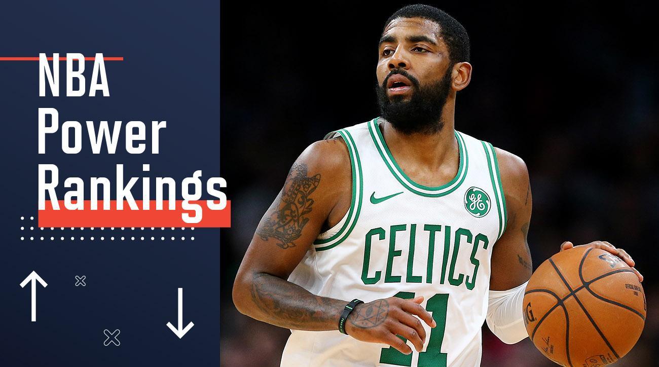 b61e445305c1 NBA Power Rankings  Kyrie Irving Ignites Celtics  Resurgence After  Tumultuous Stretch