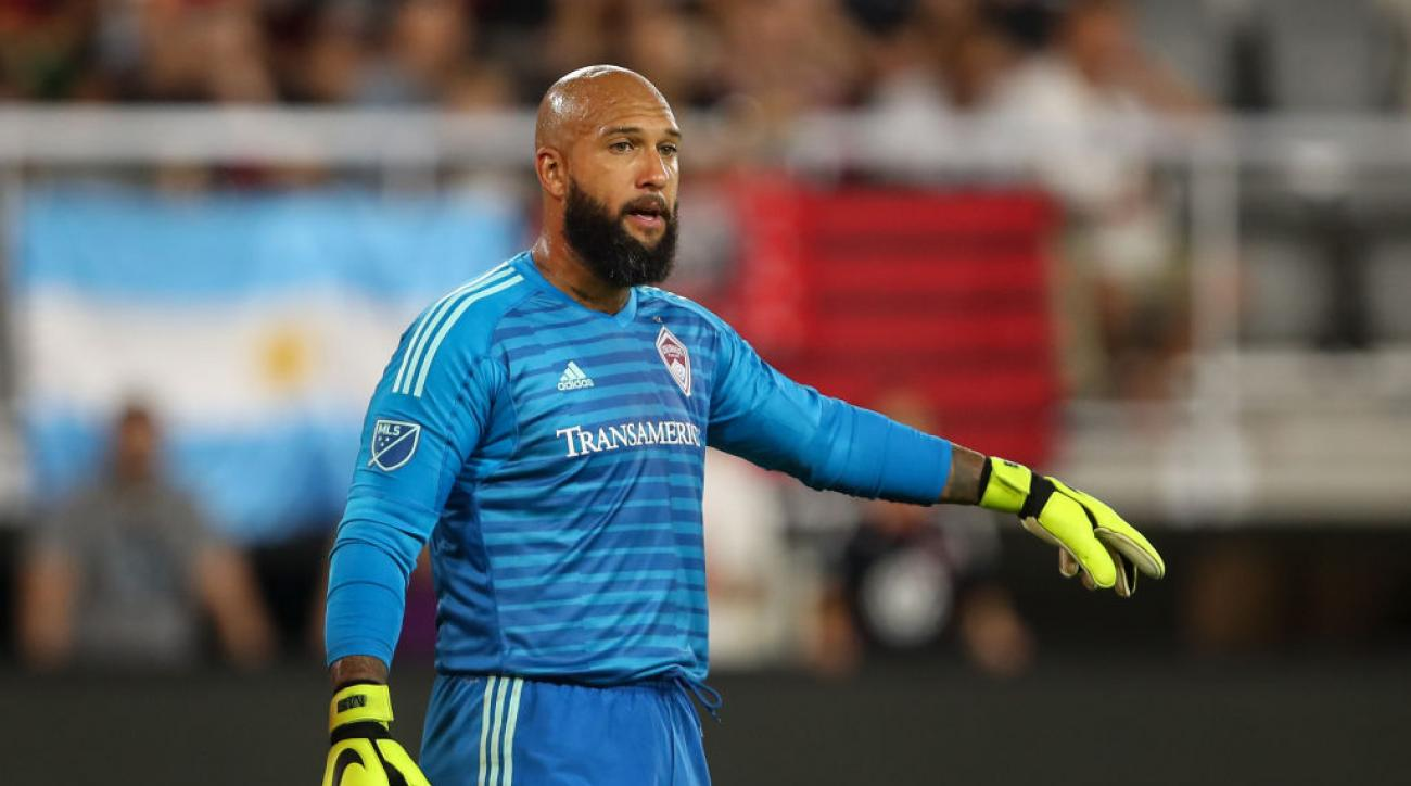 aa79befbe Tim Howard retirement: 2019 will be final season of career | SI.com