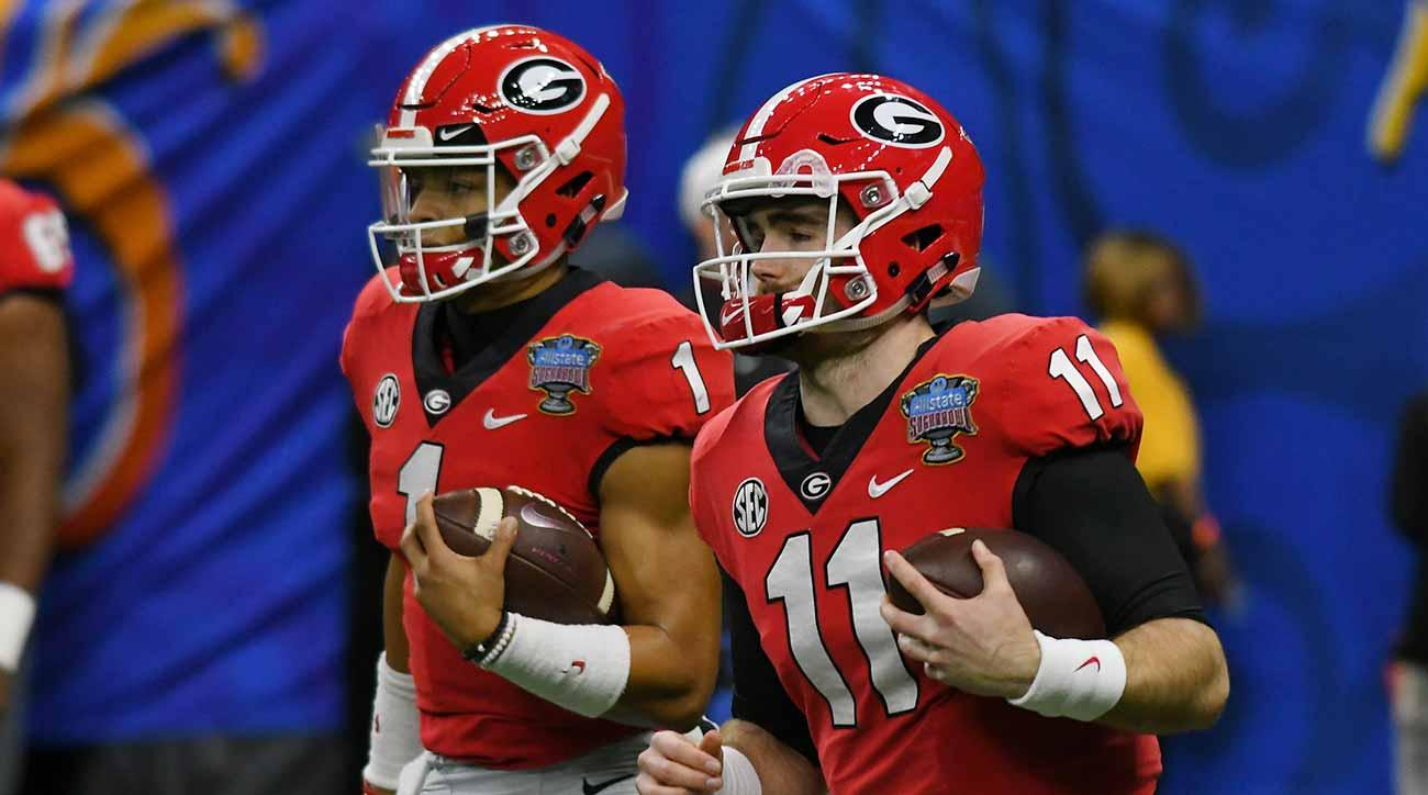 College Football Playoff 2019: Justin Fields, Jake Fromm and spicy matchups