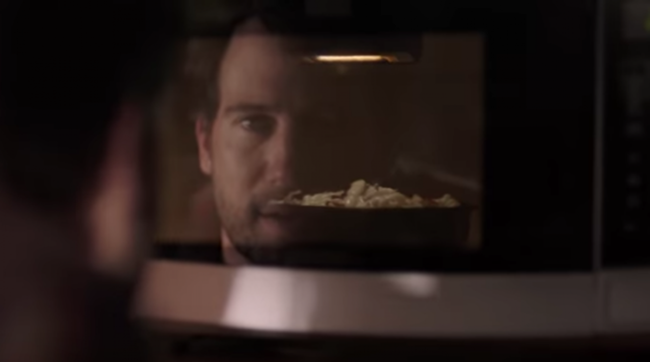 devour super bowl food porn ad