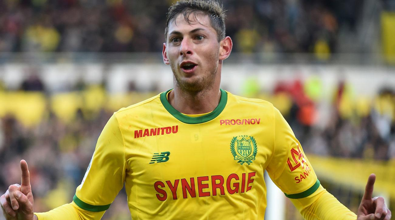 Emiliano Sala went missing after the small plane carrying him disappeared