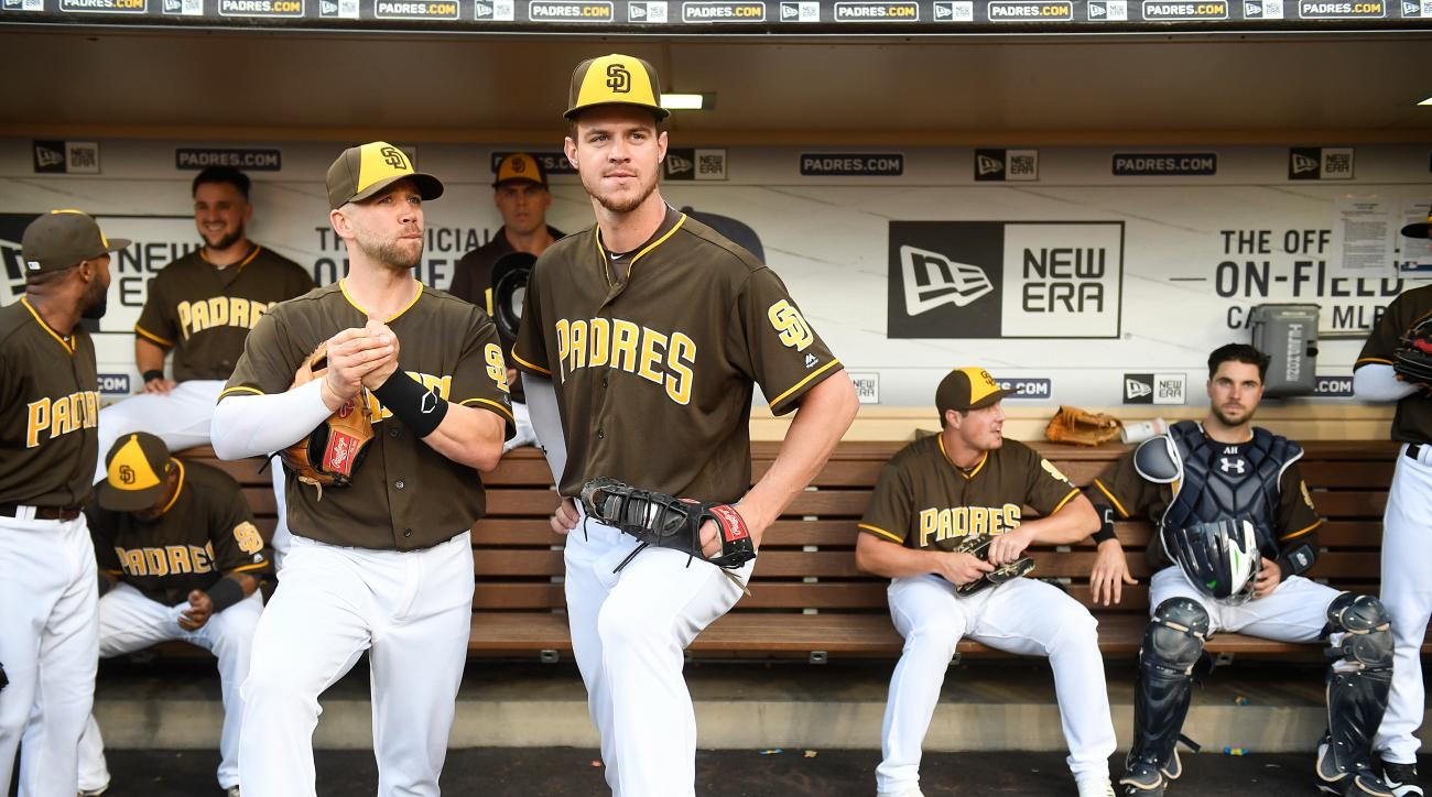 sports shoes ab1a0 0564a Padres uniforms: San Diego returns to brown jerseys in 2020 ...