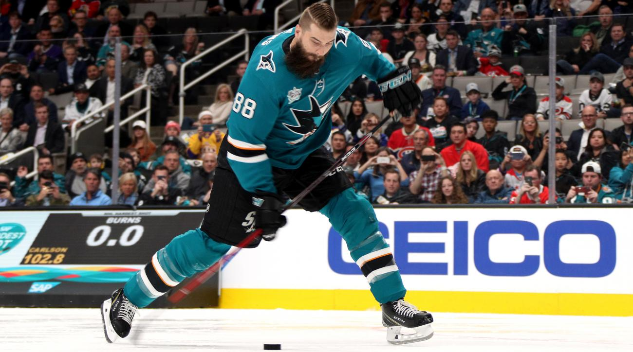 2019 SAP NHL All-Star Skills - Hardest Shot