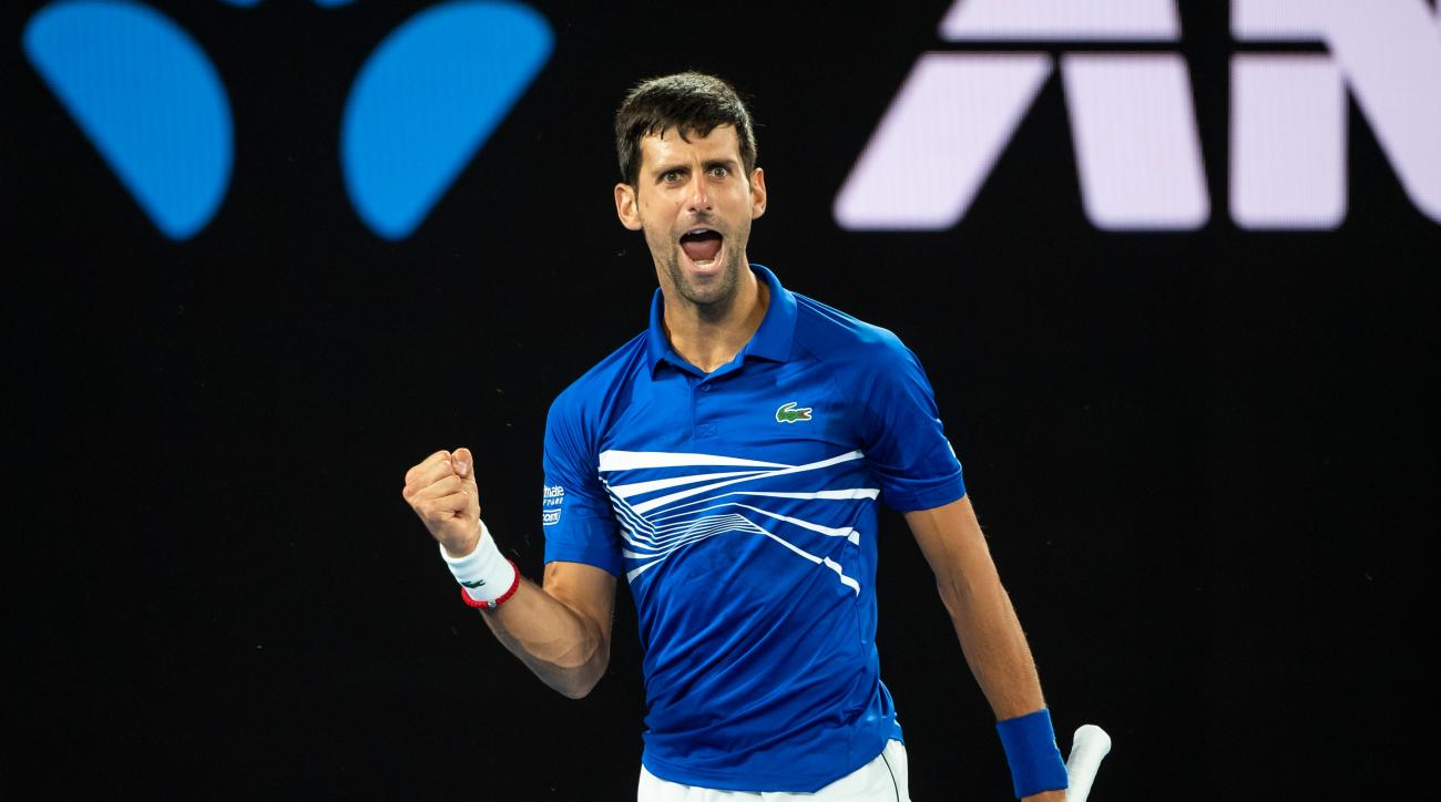 Is there any stopping Novak Djokovic from a season of near domination?