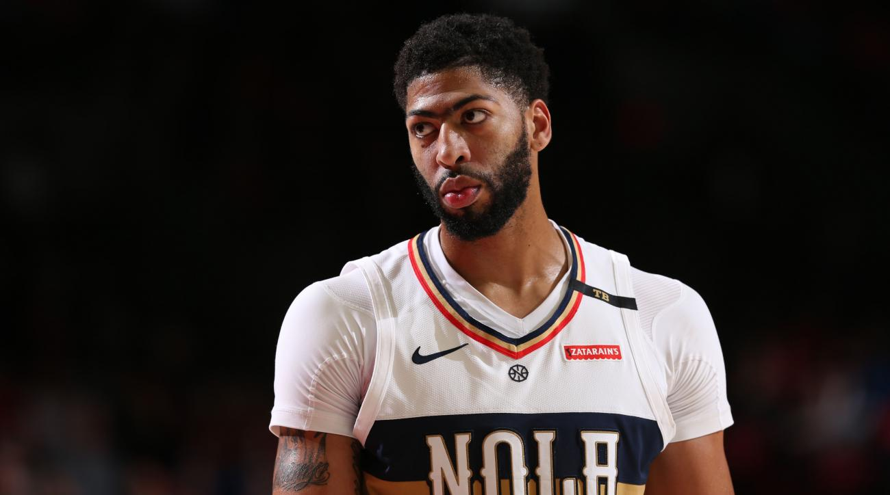 Anthony Davis NBA trade rumors