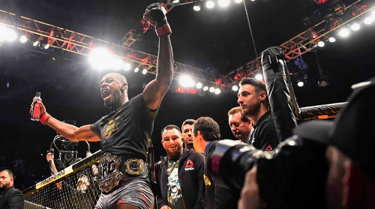 jon jones, jon jones fight status, Anthony Smith, UFC 235, NSAC