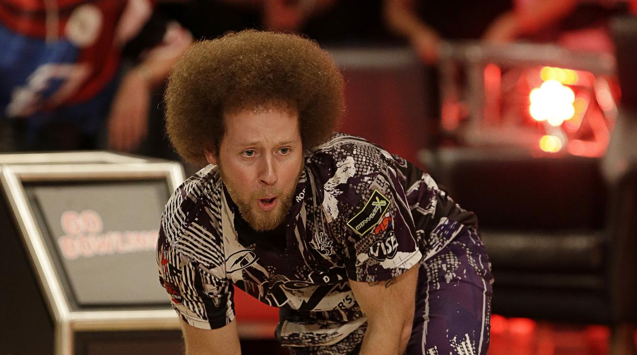 Afro bowler Kyle Troup does hilarious celebration dance (video)