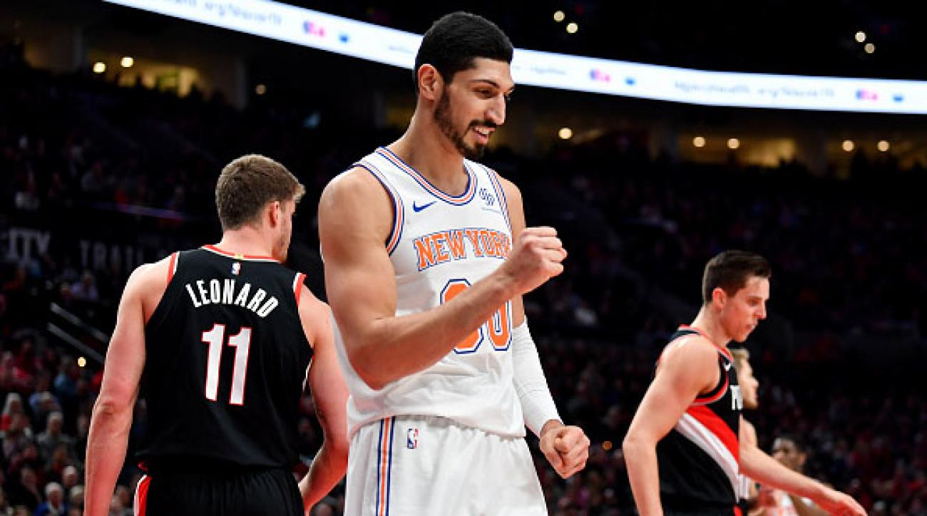 92eebcfe34f Enes Kanter knows which All-Star free agent will sign with Knicks ...