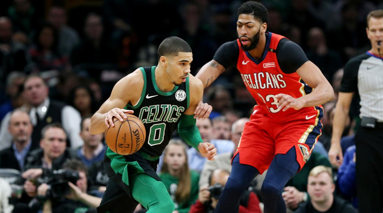 info for fbd8d 2ec33 Anthony Davis trade rumors: Should Celtics trade Jayson ...