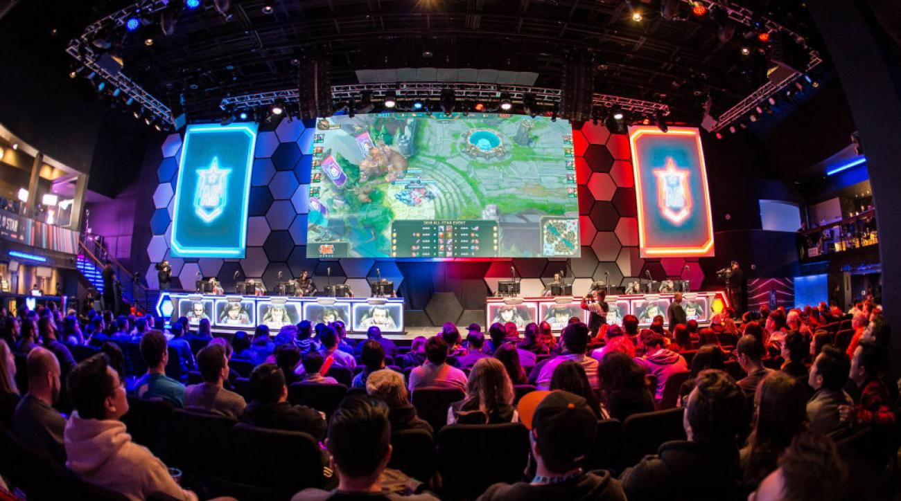 League of Legends: All-Star Las Vegas 2018