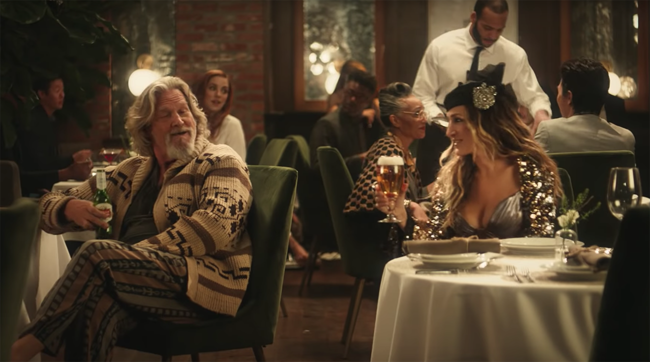 'Game of Thrones' Makes Surprise Appearance in Bud Light's Super Bowl Ad