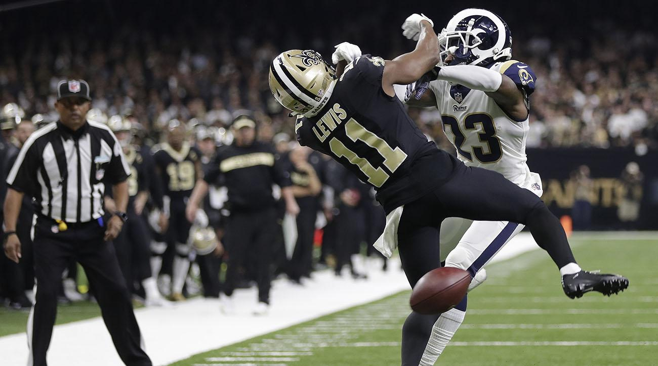 Report: Competition Committee To Look At Pass Interference Review Rule