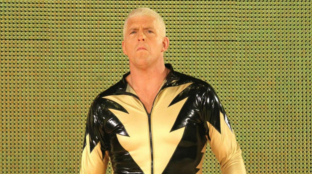 Goldust: Interview with WWE wrestler Dustin Rhodes, son of Dusty
