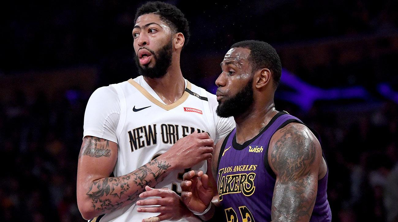 The NBA Shuffle