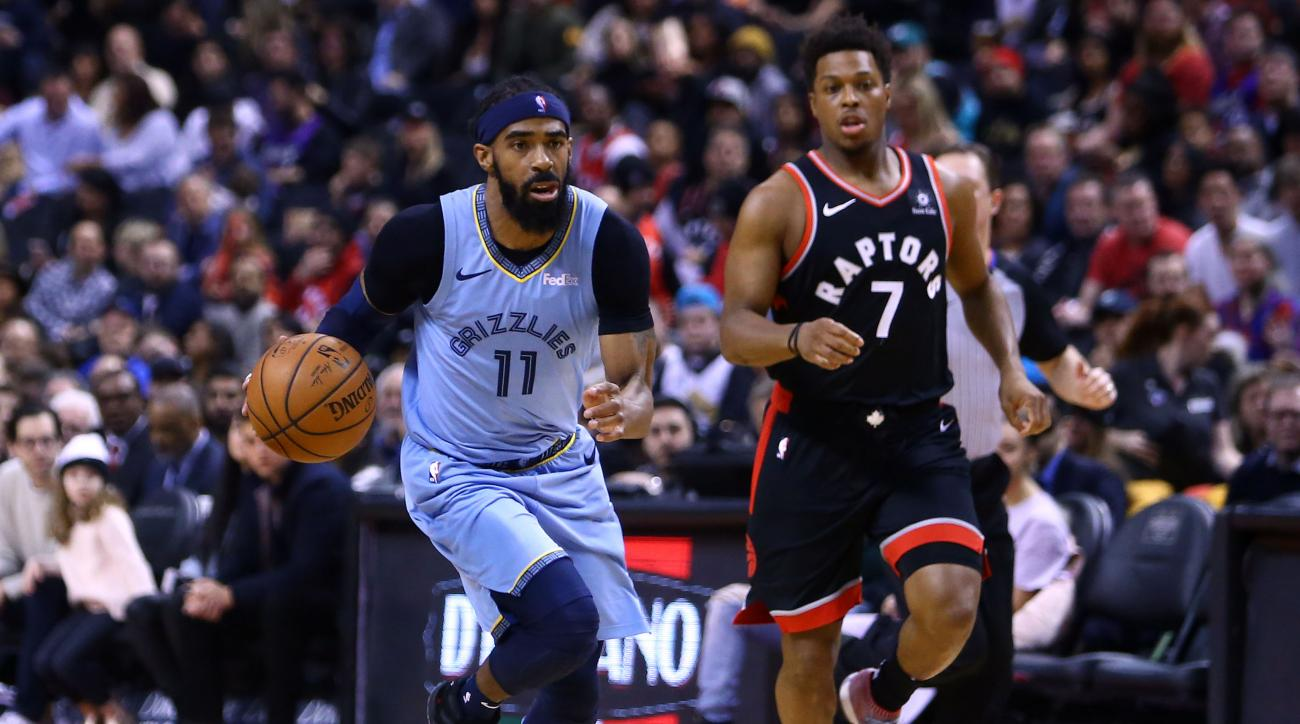 Sources: Raptors Include Kyle Lowry in Trade Offer for Grizzlies Stars Mike Conley, Marc Gasol