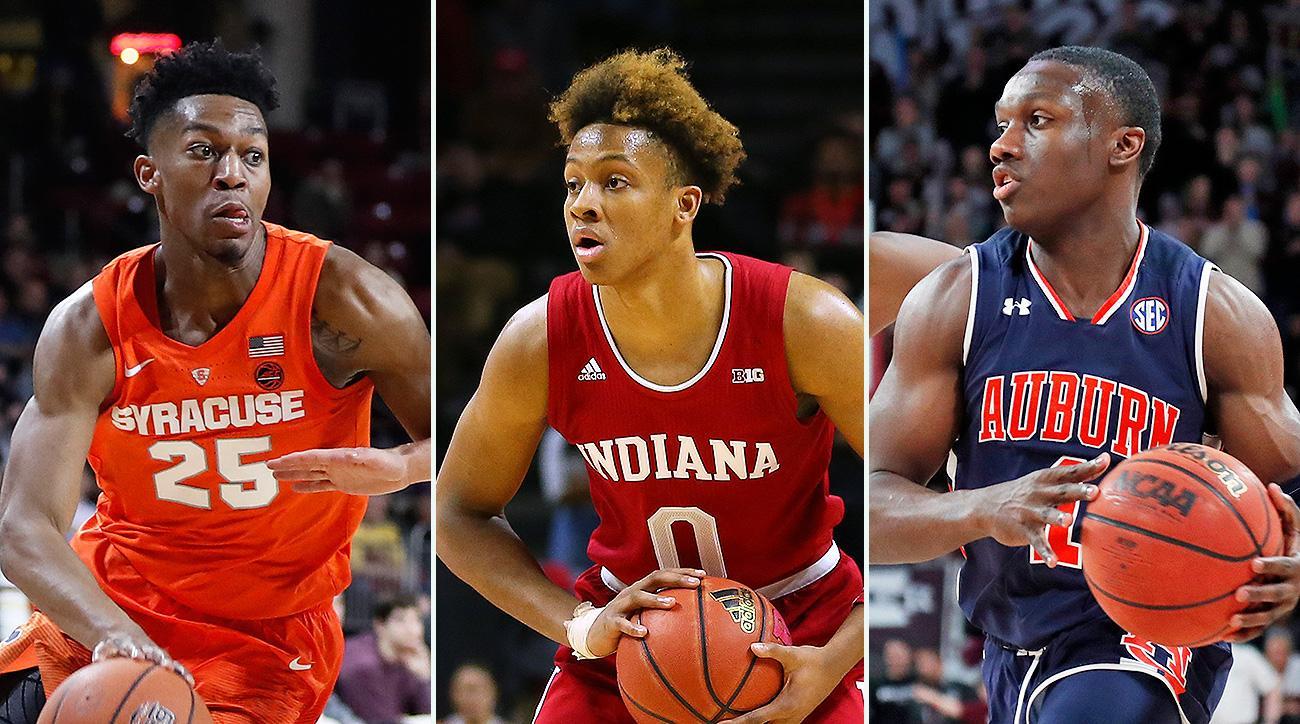 Indiana Syracuse Auburn Lead Ncaa Tournament Bubble Teams Si Com