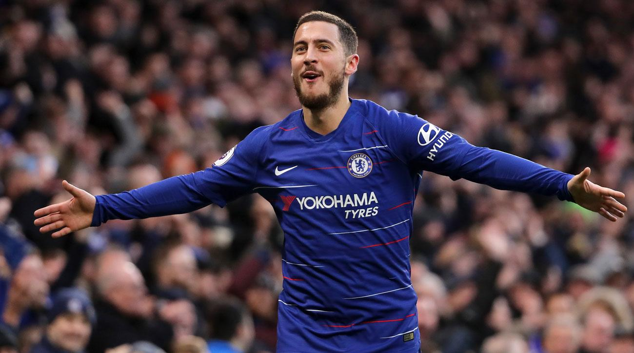 Eden Hazard could leave Chelsea for Real Madrid