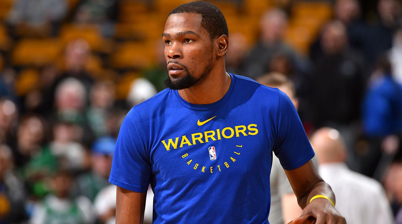 0287051fbe90 Kevin Durant  Warriors star rips media over free agency