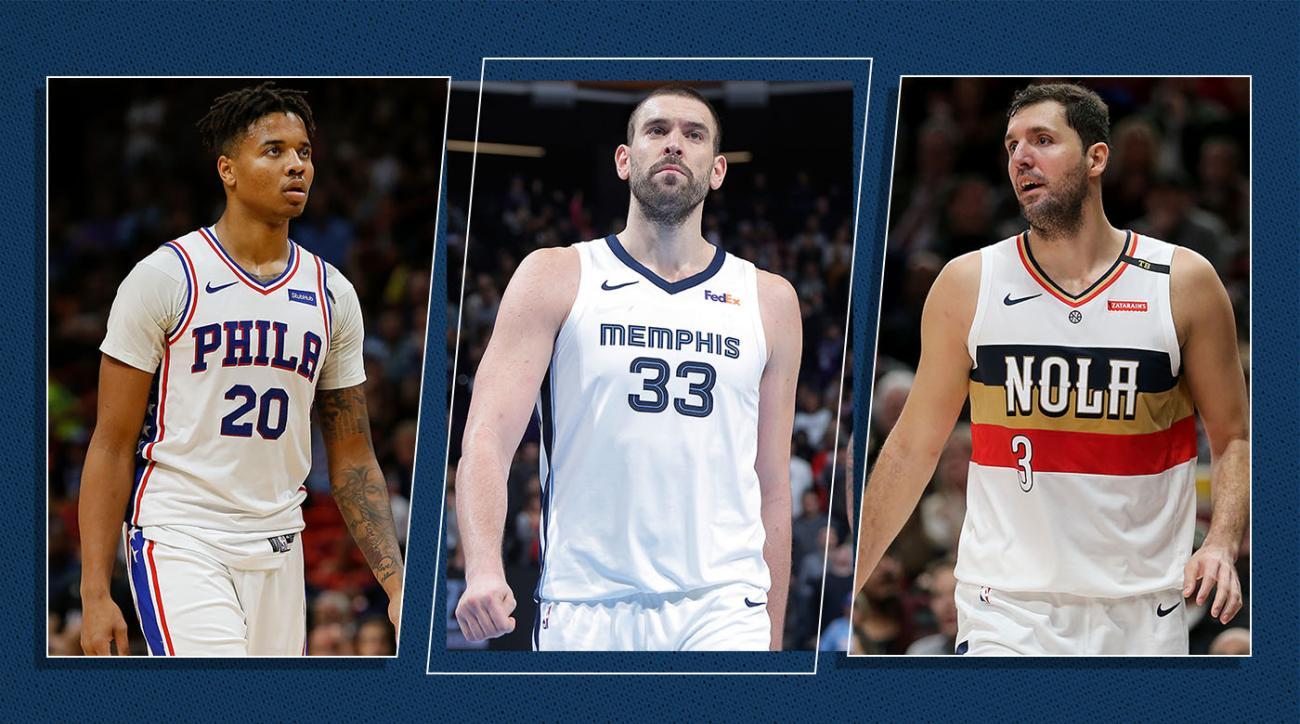 2019 NBA trade deadline