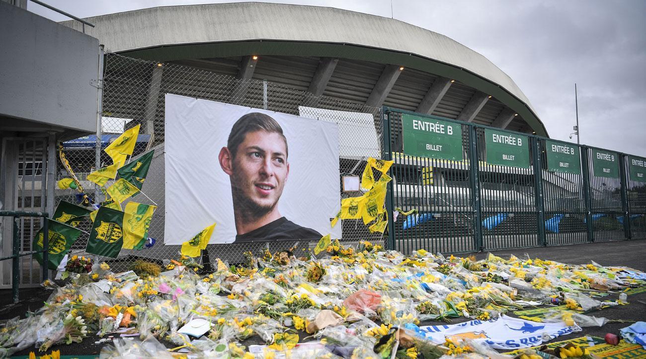 Nantes will retire Emiliano Sala's jersey